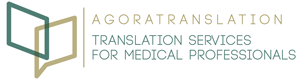 Agoratranslation Logo